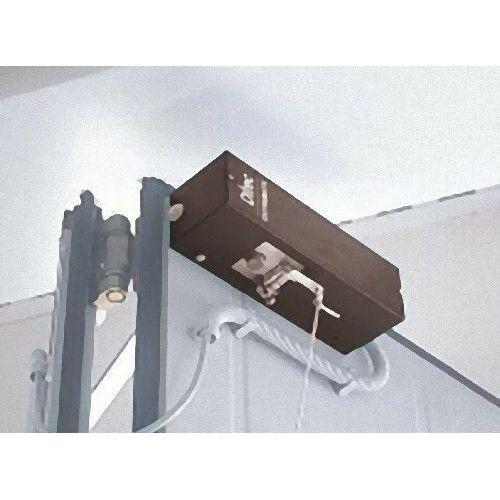 ATTUATORE ELETTROMECCANICO IRREVERSIBILE PER ANTE MAX 1,5 + 1,5 M DITEC DOR1BHS