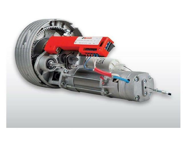 Moteur pour rideau de fer APRIMATIC RO-MATIC 180EB avec frein électrique 180 Kg