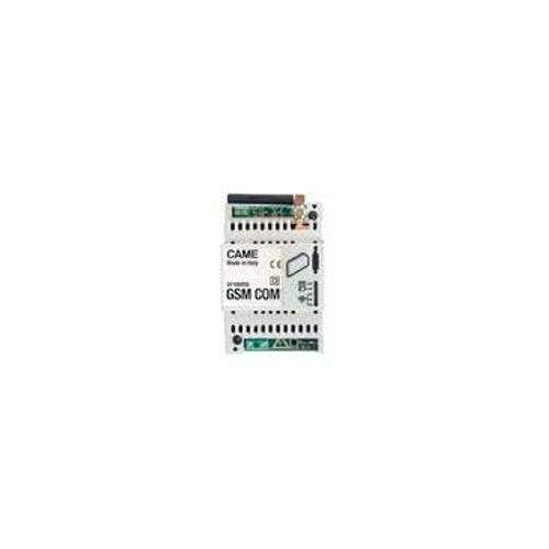 MODULO COMBINATORE GSM 4 MODULI DIN CAME GSM COM 67100031 DOMOTICA SUPERVISIONE
