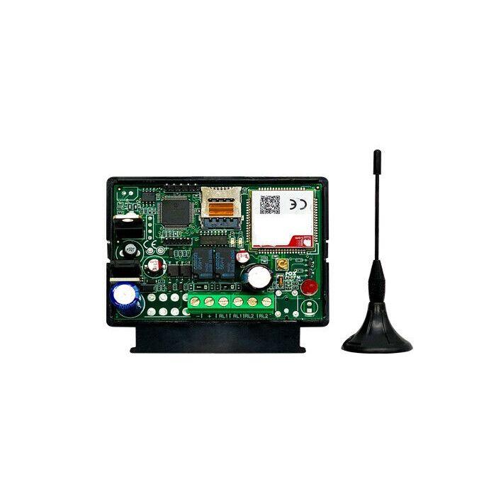 MODULO GSM SMS PER SIM per Controlli Remoti caldaia cancello accensione pulsante