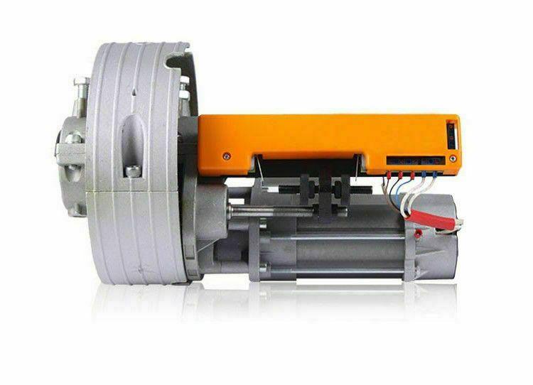 Motore per serranda serrande UNIVERSALE SENZA elettrofreno 140 Kg asse 48 60 200