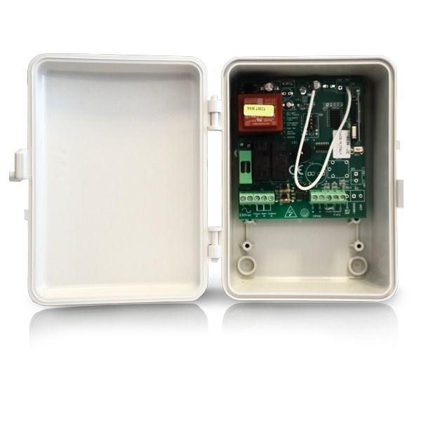 CENTRALE ELETTRONICA IP 56 - 433.92 MHZ ACM 1611183 AUTOMAZIONE AUTOMATISMI